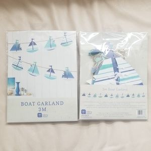2 New Boat garlands